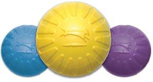 Starmark Foam Ball ø 9,5 cm (Gul)
