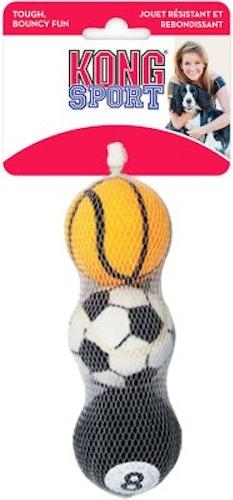 Kong Sport balls 3-p