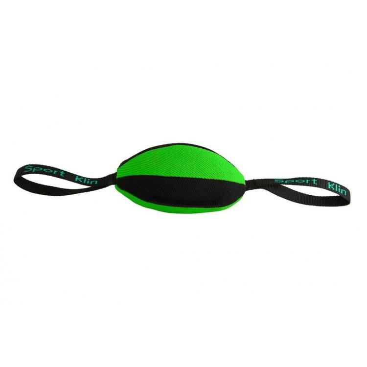 Rugby kampleksak av nylcot 10 cm x 20 cm