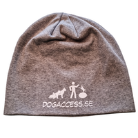 Mössa Sunna med Dogaccess logga