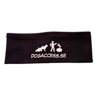 Pannband med Dogaccess logga