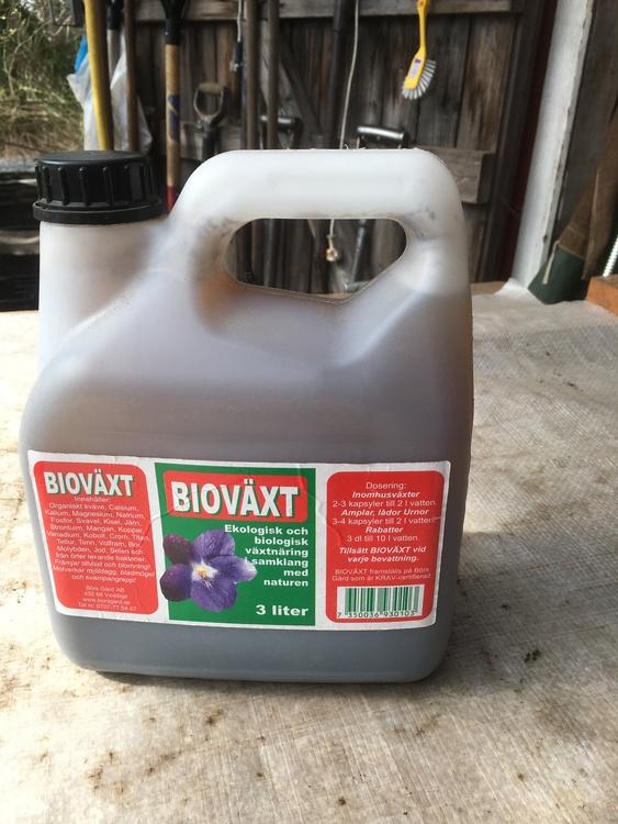 Bio Växt 3L