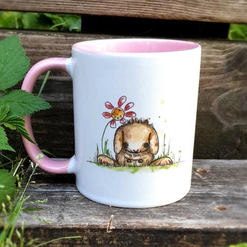 Mugg - Kaninen Louie