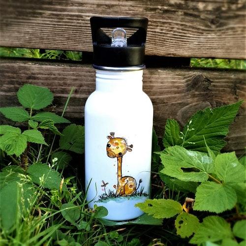 Vattenflaska - Giraffen Jo