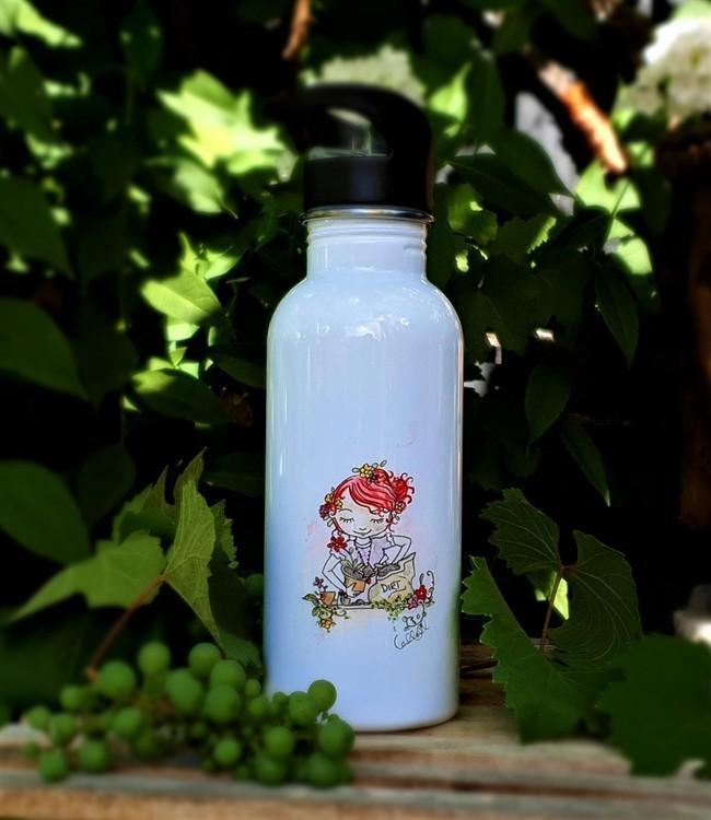 Vattenflaska - Garden Sister