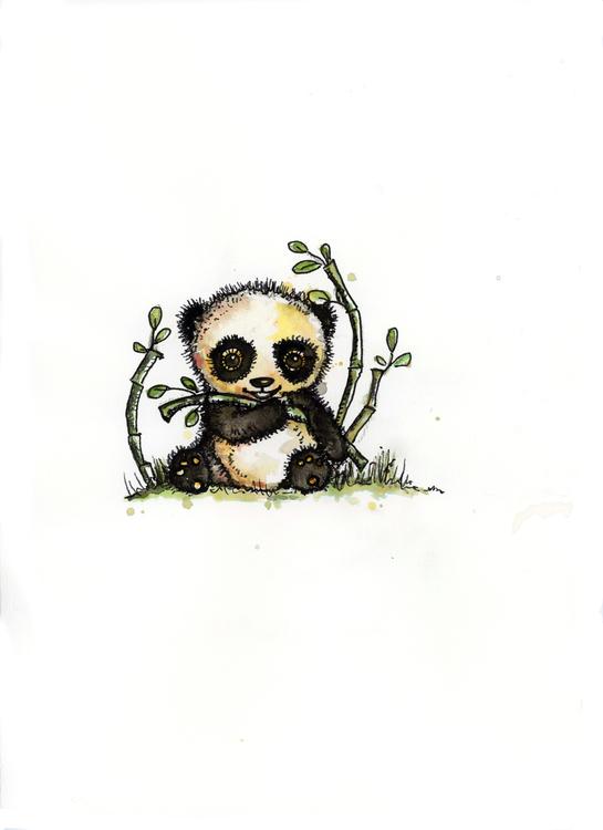 Print - Pandan Milou
