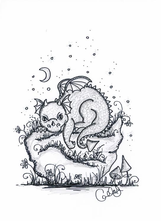 Print - Draken