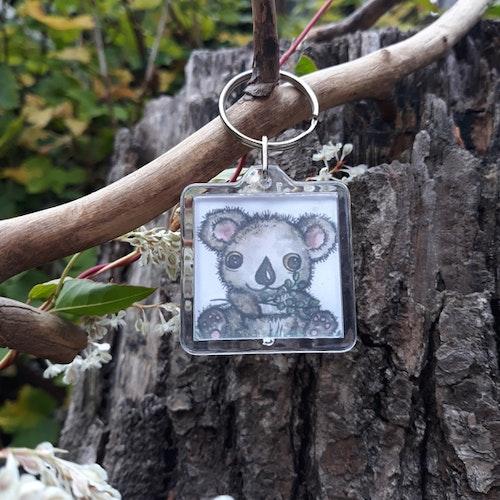 Nyckelring - Koalan Collin