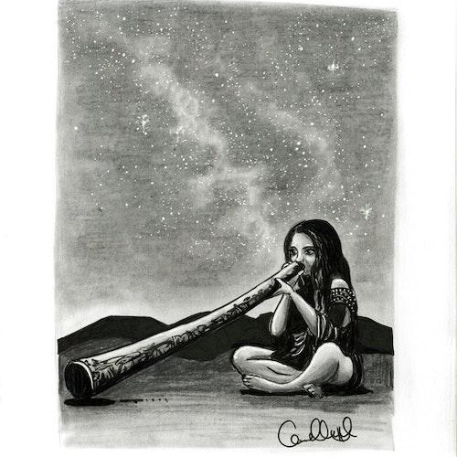 Print - Didgeridoo
