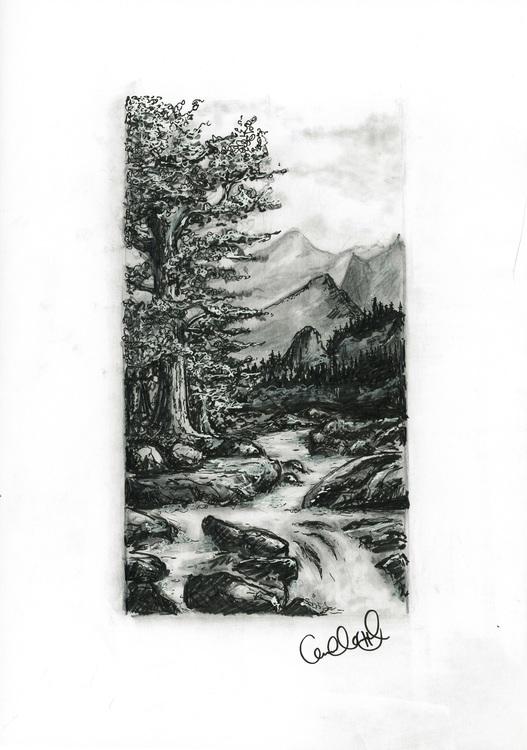 Print - Landskap