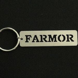 Nyckelring Farmor
