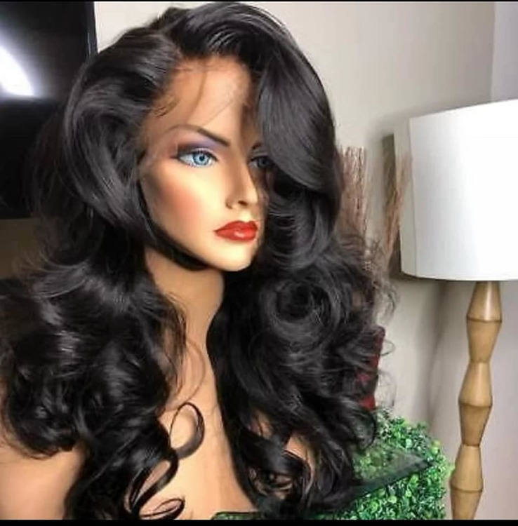 Brazilian Body Wave Lace Wig Human Hair