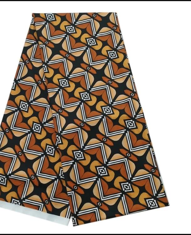 Strech kente style