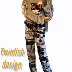 Capricorn pant/Sweater