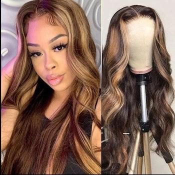 Peruk /human hair wigs