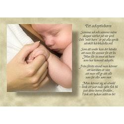 Ett adoptivbarn