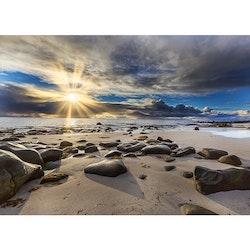4045 – Sol vid stranden