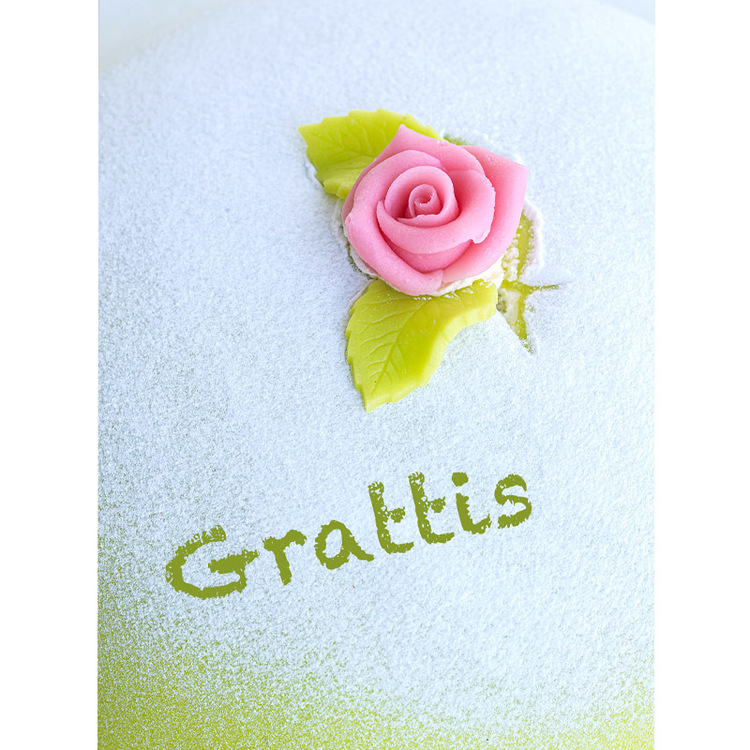 4046 – Grattis Tårta