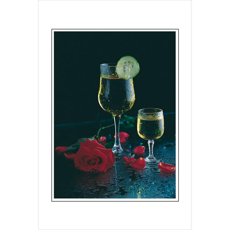 Två glas
