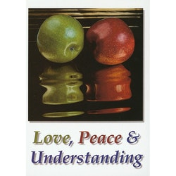 Love, Peace & Understanding