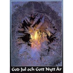 J-1206 Julkort – Ljus i fönster