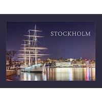 Ö-1306 – HMS af Chapman Stockholm Skeppsholmen