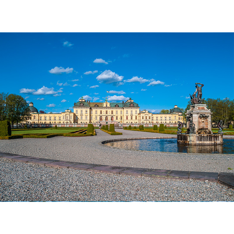Ö-1307 – Stockholm – Drottningholm Slott