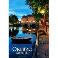 Ö-2126 – Örebro Slott by night