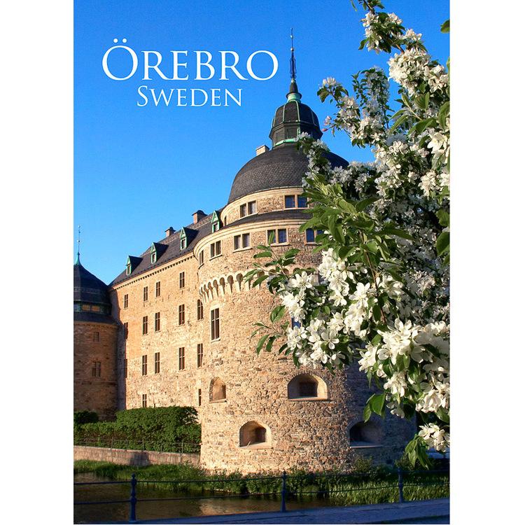 Vykort. Örebro slott - Foto: Per Johansson - Joanzon. Kortbutiken säljer detta vykort.