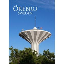 Vykort - Örebro svampen