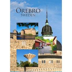 Vykort - Örebro samlingskort