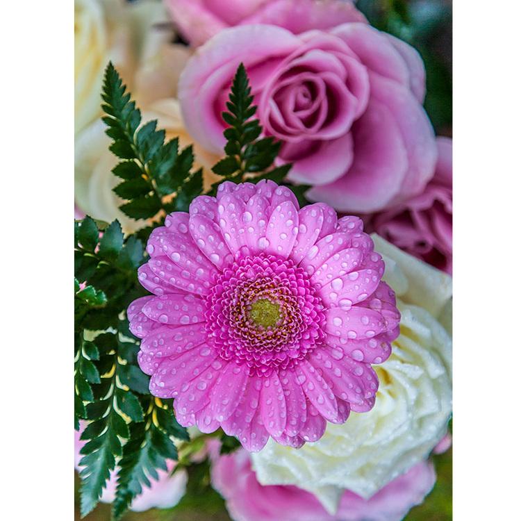 Kopia 5092 Blommor i bukett