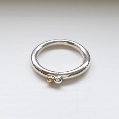 "Ring ""Simple two"""