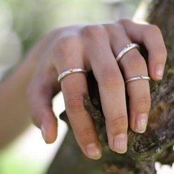 "Ring ""simple one"""