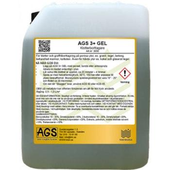 Trion Tensid - AGS 3+ GEL