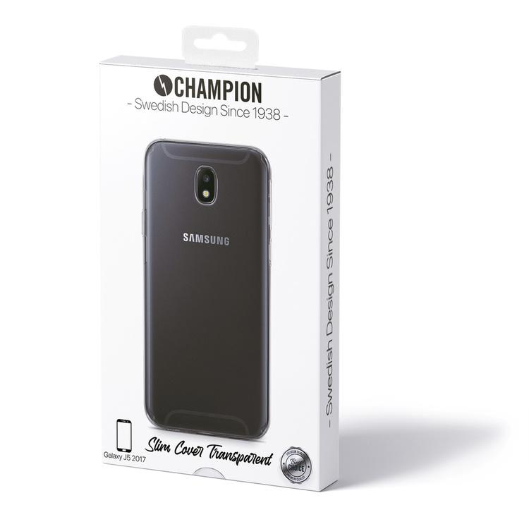 CHAMPION Slim Cover - Galaxy J5 2017