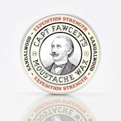 Captain Fawcett - Moustache Wax - Expedition Strength 15ml