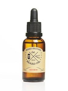 Beard Brother - Beard Oil - Bay Rum 30ml
