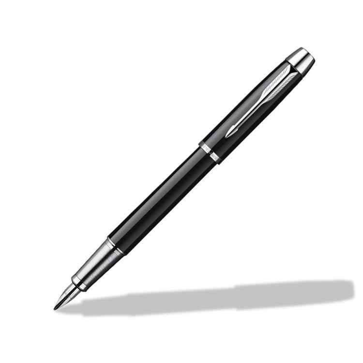 Parker Duoset - IM Black - Reservoarpenna samt Kulspets