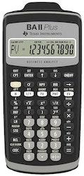 Texas Instruments - TI-BAII Plus