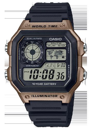 CASIO - AE-1200WH-5AV