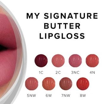 My Signature Butter Lipgloss