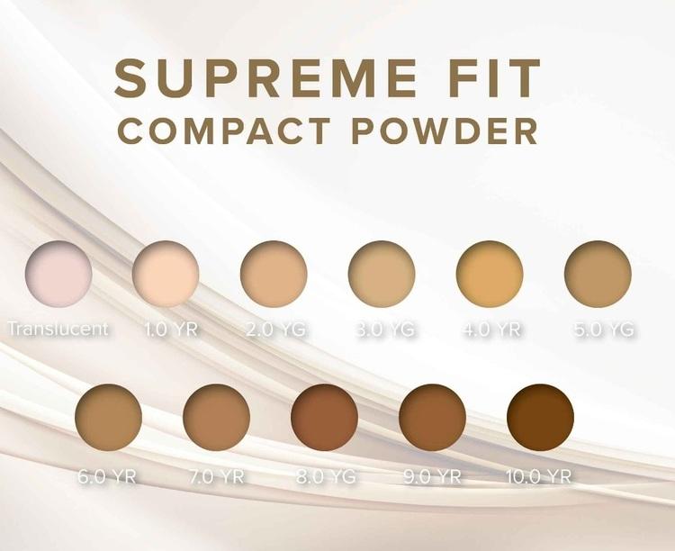 Supreme Fit Compact Powder