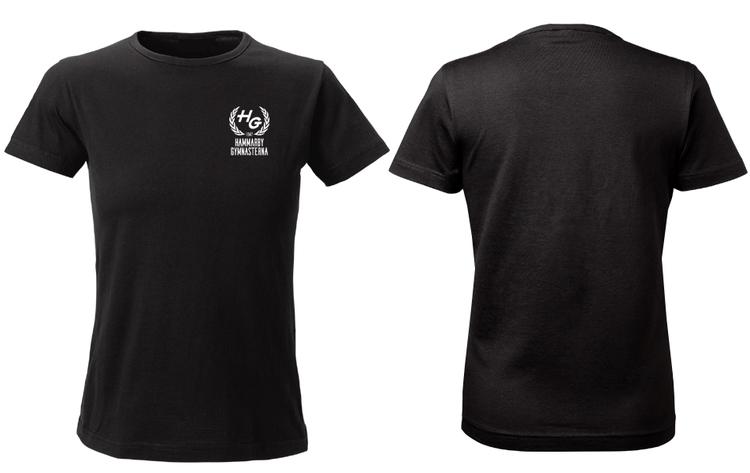 T-shirt tjej