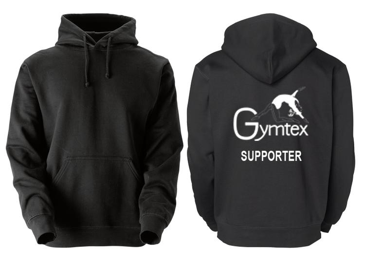 Hoodtröja supporter
