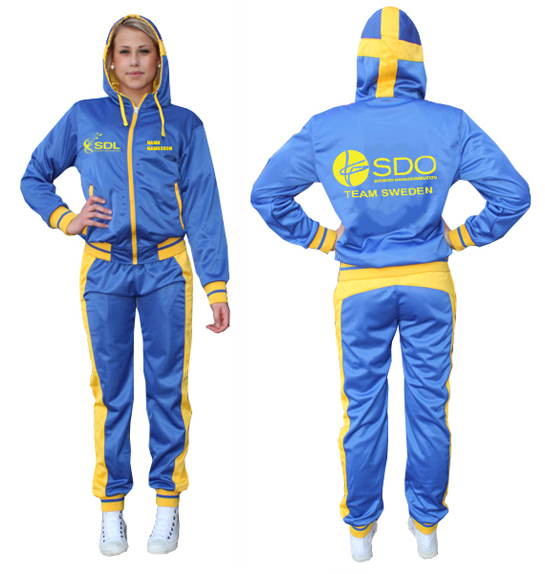 Team Sweden overall