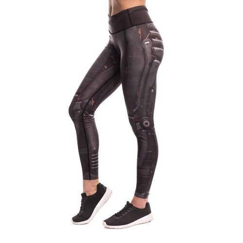 Robota Compression Leggings Dark
