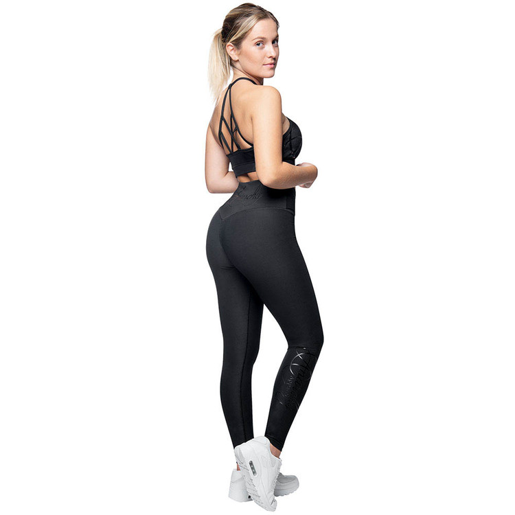 Stealth Compression Leggings Black