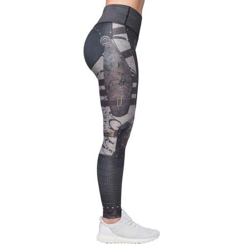 Scorpion Compression Leggings