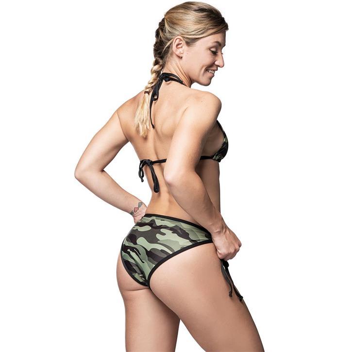 Commando Bikini Bottom